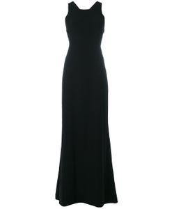 Armani Collezioni   Open Back Long Dress