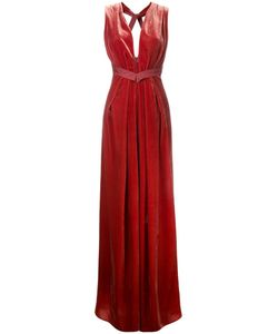 Bianca Spender | Voyager Gown 8 Silk/Cellulose