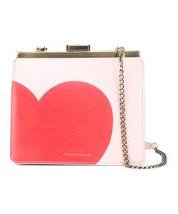 Tammy & Benjamin | Jeanne Heart Bag Leather