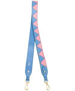 Prada | Triangle Pattern Shoulder Strap