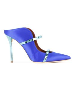 MALONE SOULIERS | High Shine Trim Pumps 36 Nappa