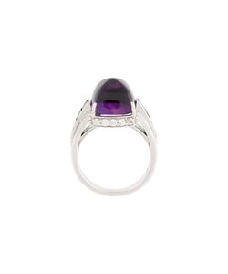LUIS MIGUEL HOWARD | The Deco Amethyst Ring 52