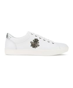 Dolce & Gabbana | Bee Embroide Low-Top Trainers 44.5