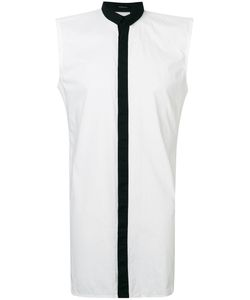 Unconditional | Contrast Sleeveless Shirt Men M