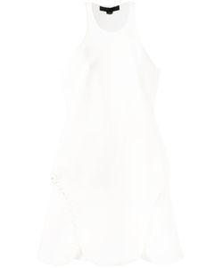 Alexander Wang | Lace-Up Hem Dress