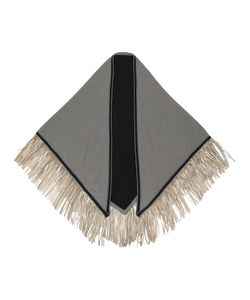 ANTONIA ZANDER | Fringed Trim Scarf Women