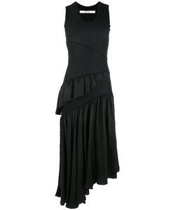 Damir Doma | Sleeveless Ruffle Trim Dress Size Xs