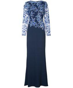 Tadashi Shoji | Платье С Кружевом С Цветочным Узором