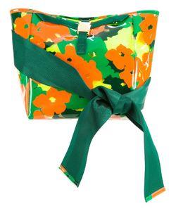 Muveil | Bow Handle Camouflage Shoulder Bag