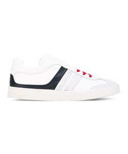 Bikkembergs | Dirk Panelled Low Top Sneakers Calf
