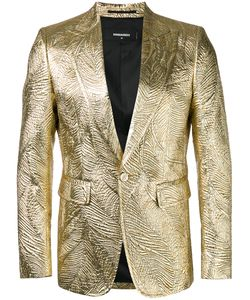 Dsquared2 | Giacca Suit Jacket 56 Polyester/Polyamide/Silk/Polyester