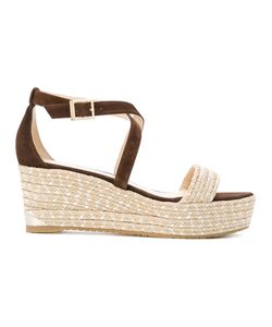 Jimmy Choo | Portia 70 Sandals Size 39