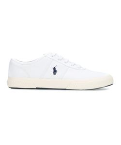 Polo Ralph Lauren | Logo Embroide Lace-Up Sneakers 8