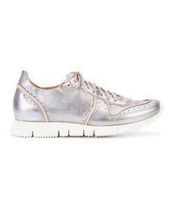 Buttero | Embossed Star Trainers Size 38.5