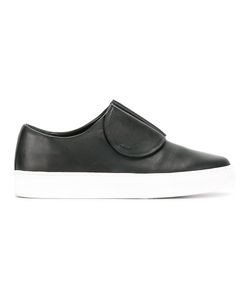 Primury | Contrast Trainers 37 Leather/Rubber