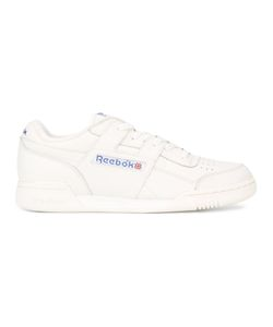 Reebok | Lace Up Trainers 10 Leather/Rubber/Cotton