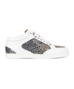 Jimmy Choo | Miami Glittered Sneakers