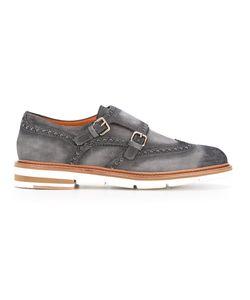 Santoni | Buckle Shoes Size 8