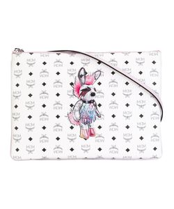 MCM | Punk Rabbit Clutch Bag Calf Leather