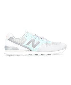 New Balance | Panelled Sneakers 7.5 Cotton/Rubber