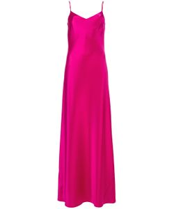 GALVAN | Long Slip Dress