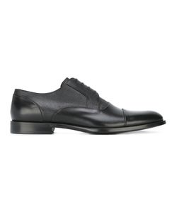 Dolce & Gabbana | Textu Panel Derby Shoes 44