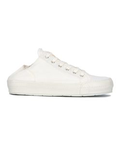 MM6 by Maison Margiela   Lace-Up Sneakers