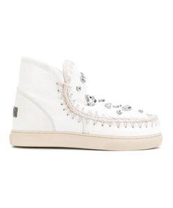 Mou | Embellished Eski Boots Women
