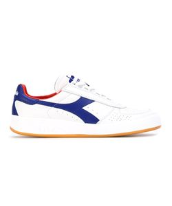 Diadora | Perforated Detail Lace-Up Sneakers