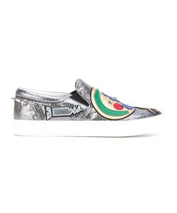 Marc Jacobs | Mercer Night And Day Slip-On Sneakers