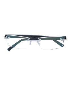 Tag Heuer | Rimless Glasses Acetate/Nickel