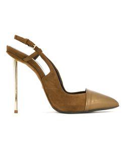 MARCO PROIETTI DESIGN   The Iron Slingback Stilettos Women