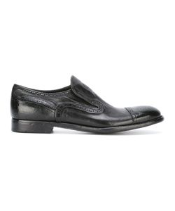 Alberto Fasciani | Elias Slippers 40 Calf Leather/Leather