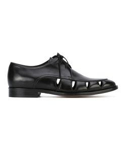 Paul Smith | Cut Out Lace-Up Shoes Size 37 Calf