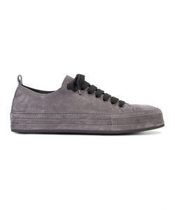 Ann Demeulemeester | Classic Lace-Up Sneakers 38 Leather/Rubber
