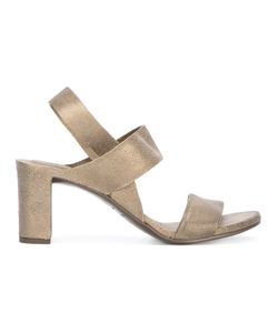 Roberto Del Carlo | Block Heel Sandals 41 Calf