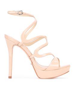 SCHUTZ | Strappy Heeled Sandals Size 39