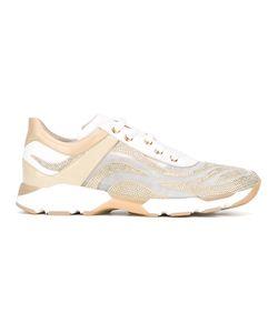 Rene' Caovilla | René Caovilla Embellished Running Sneakers 36