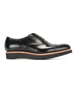 Grenson | Matthew Brogues 9 Leather/Rubber