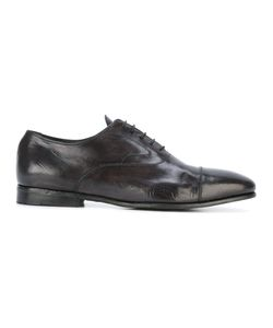 Officine Creative | Classic Lace-Up Oxfords 42.5 Calf Leather/Leather
