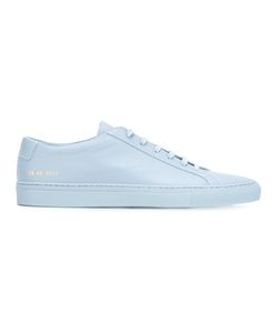Common Projects | Lace-Up Sneakers 45 Leather/Rubber