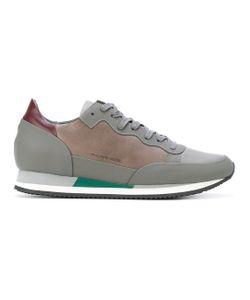 Philippe Model | Кроссовки С Панельным Дизайном