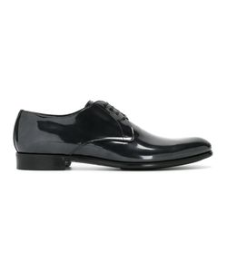 Dolce & Gabbana | Napoli Derby Shoes 42.5 Calf