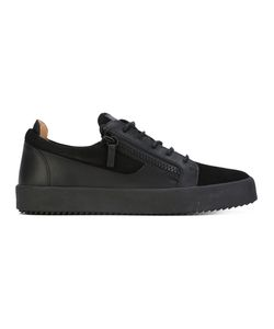 Giuseppe Zanotti Design   Zip Detail Sneakers