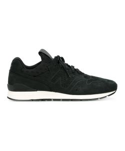 New Balance | Lace Up Trainers 11 Cotton/Suede/Rubber/Polyamide