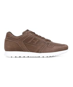 Hogan | Embossed H Sneakers Size 8