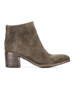 Alberto Fasciani | Tessa Ankle Boots 40 Leather/Suede