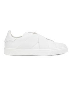 Louis Leeman | Laceless Low-Top Sneakers