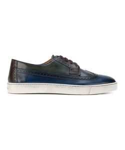 Santoni | Brogue Sneakers Men 7.5