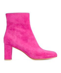 Maryam Nassir Zadeh | Suede Ankle Boots 35 Suede/Leather